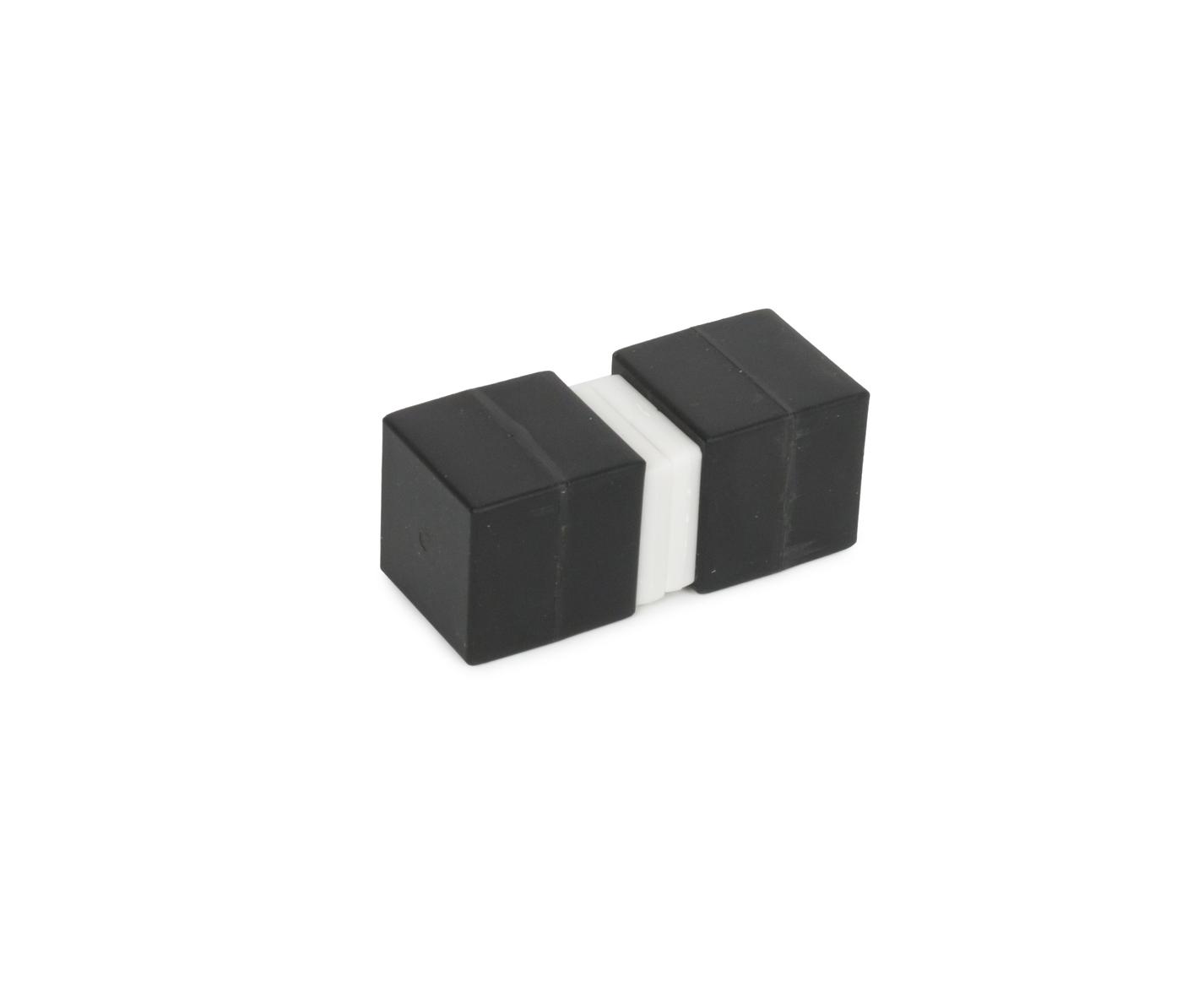 Unbreakable Plastic Coated N52 Neodymium Cube Magnets My